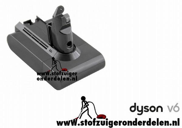 Image of: Dyson Dc44 Dyson V6 Accu Stofzuigeronderdelen Dyson V6 Batterij