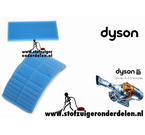 Dyson DC16 motor filter