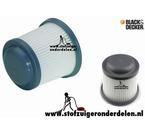 black&dekker vf90 filter