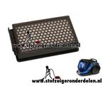 Rowenta compact power cyclonic hepa filter