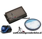 Rowenta compact power cyclonic filter