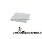 Bosch runnn schuim filter